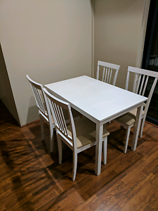 Fantastic furniture dining table set St Peters Marrickville Area Preview