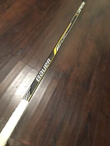 Brand new Bauer supreme 170 griptac hockey stick