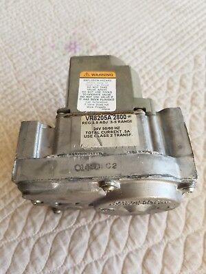 Honeywell Gas Valve Vr8205a