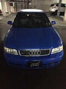 Audi S4 2001 2.7T Quattro B5