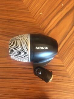 Shure PG52 Bass/kick mic