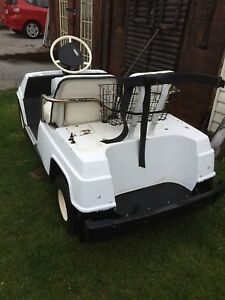 Golf cart $1,000 works great
