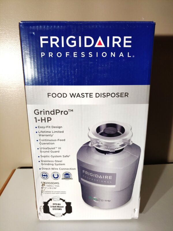 Food Waste Disposer Frigidaire