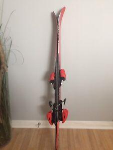 Ski et bottes pour enfants