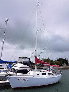 Halvorsen Space Sailer 27 Scarborough Redcliffe Area Preview