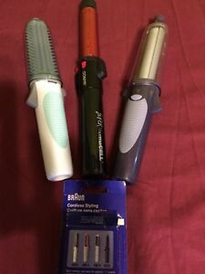 Cordless Hair Curlers