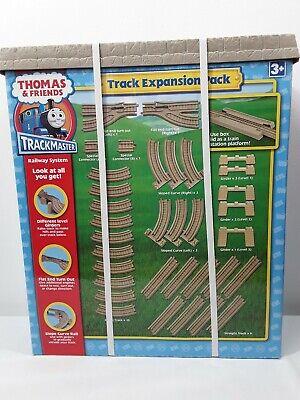 Thomas & Friends Trackmaster Motorized Railway TRACK EXPANSION PACK 35 pcs. NIB