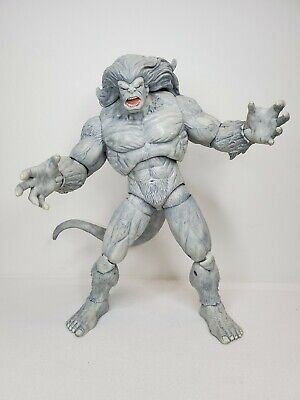 "HULK LEGENDS WENDIGO 6"" ACTION FIGURE FIN FANG FOOM BAF WAVE SERIES 8 RARE HULK"