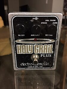 Holy Grail Plus by Electro Harmonix (reverb)