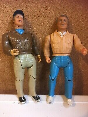 "A-Team Murdoch, Face  (1983) Vintage 6"" Action Figures Rare."