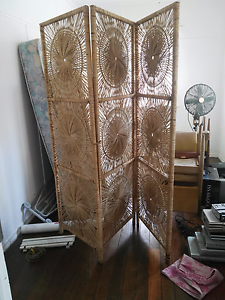 Cane Privacy divider, 3 sided Coolangatta Gold Coast South Preview