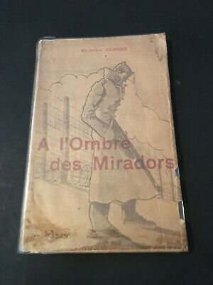 [0164-D7] Maurice Georges - A l'ombre des Miradors - Battice