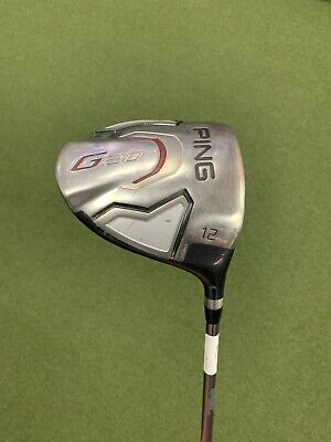 Ping G20 12 Degree Regular Flex Driver **SECOND HAND**