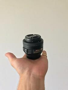 Nikon 35mm Prime DX VR - LIKE NEW Hope Island Gold Coast North Preview