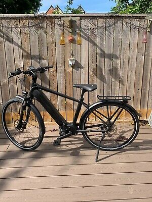 Kalkhoff Endeavour 5.1 electric bike. Black, medium frame. Men's bike