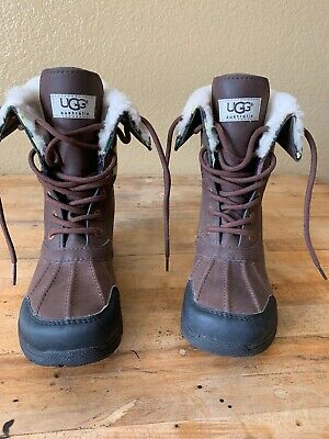 UGG Children's Butte II Backcountry Camo Boot Size 2