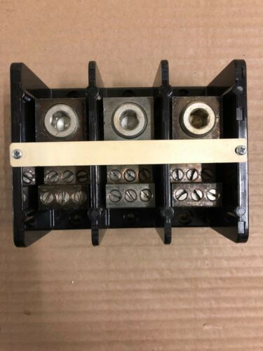 Allen Bradley 1492-PD3C163 Power Distribution Block KMGM
