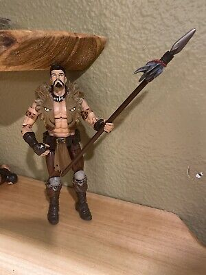 MARVEL LEGENDS KRAVEN THE HUNTER RHINO WAVE 6 INCH ACTION FIGURE