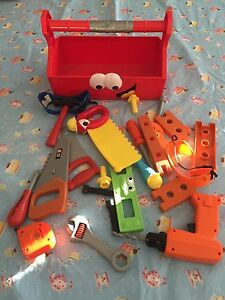Toy tools Redcliffe Belmont Area Preview