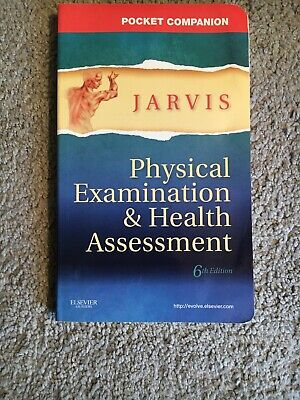 Pocket Companion for Physical Examination and Health Assessment 6th (Physical Examination And Health Assessment 6th Edition)