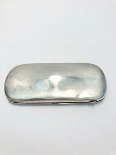 Vintage Sterling Silver Eyeglass Case