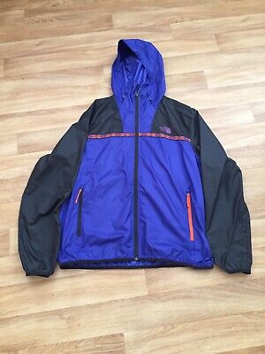 Mens North Face Lightweight Rain Jacket Size Large