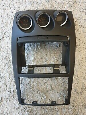 350Z Centre Console Trim With Gauges (No Cubby) from 2005 Car