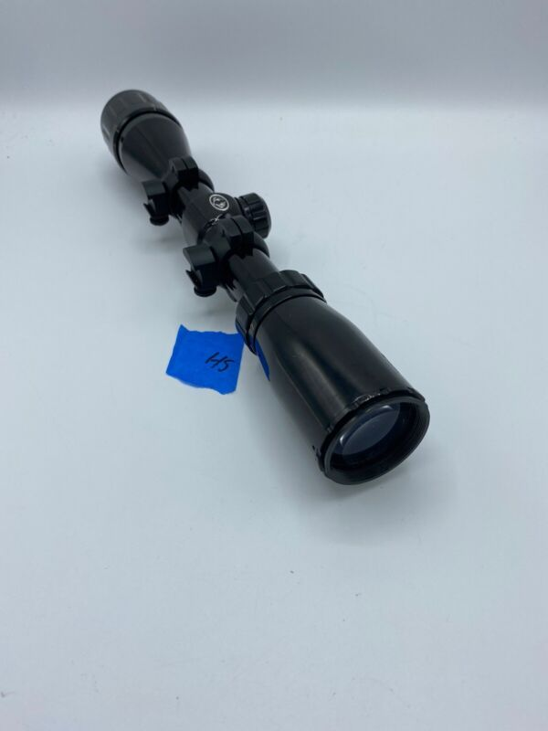 Bushnell 4-12 High Gloss Scope with 10YD-300YD-Infiniti Paralax