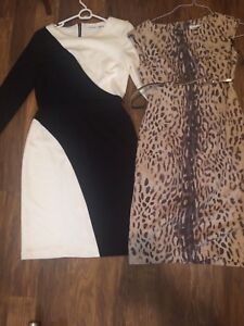 CALVIN KLEIN dresses! Size 2 one with tags still on! New quality