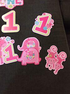 Girls 1st Birthday party decor  Kitchener / Waterloo Kitchener Area image 3