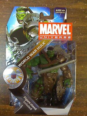Marvel Universe World War Hulk Figure  NEW  HASBRO for sale  Shipping to India