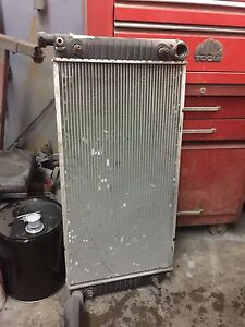 Heavy duty 3-Core Radiator for 1998 and up Chevrolet
