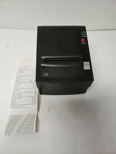 POS-X Model XR510 Pos Thermal Receipt Printer.  Parallel Connection.