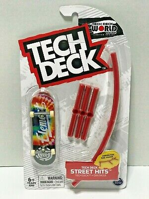 Tech Deck Element Skateboards Street Hits Limited World Edition