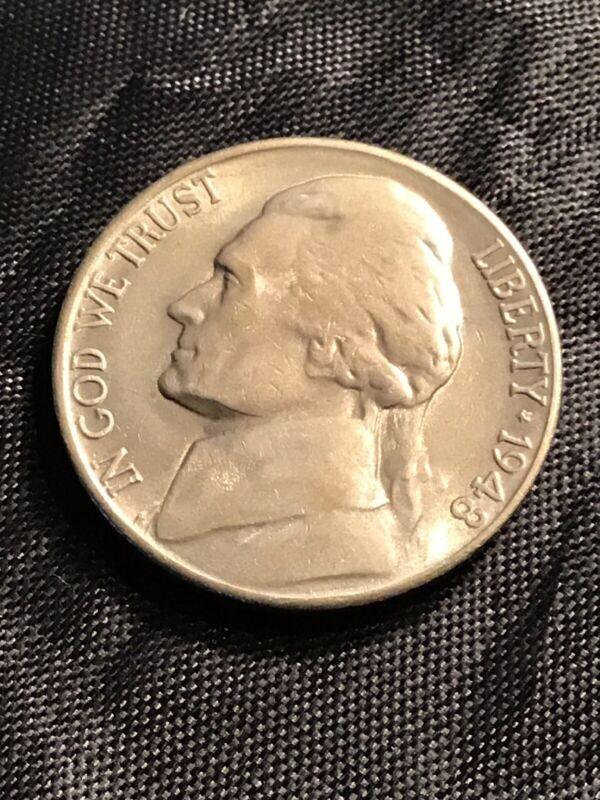 1948 S Jefferson Nickel - 15% off 5+