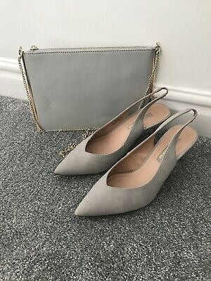 Dorothy perkins Shoes And Matching Bag - New - Size 6