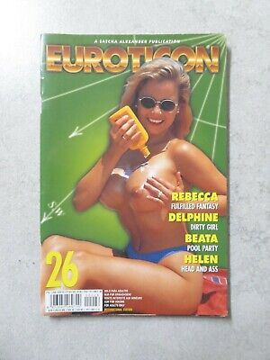 vintage glamour magazine euroticon No.26