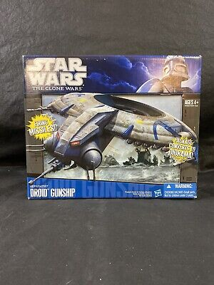 Star Wars The Clone Wars Separatist Droid Gunship
