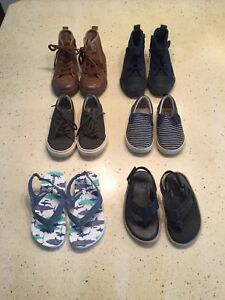Boys shoes sizes 6-9 - all $25 or buy separate