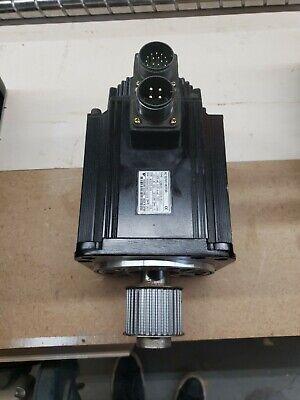 Yaskawa Ac Servo Motor Sgmgh- 13dca-yg11