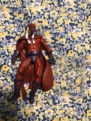 Hasbro Marvel Universe 3.75 series AoA Magneto htf Final series
