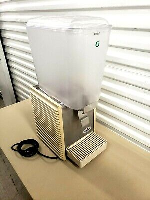 Pre-owned Grindmaster Crathco D15-4 Classic Bubbler Refrigerated Drink Dispenser