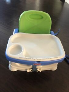 Baby Feeding Chair that can Strap to regular dining chair