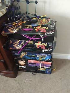 Massive collection of knex