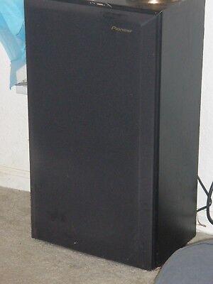 (Vintage Pioneer 3-way floor speaker system CS-G305-k black 30