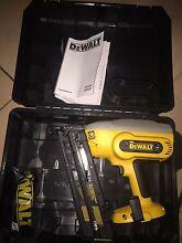 Dewalt 18V cordless nail gun Australind Harvey Area Preview