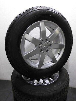 "4 Winterreifen 235 / 60 R17 Mercedes GLK X204 17"" Alufelgen X2044015902"