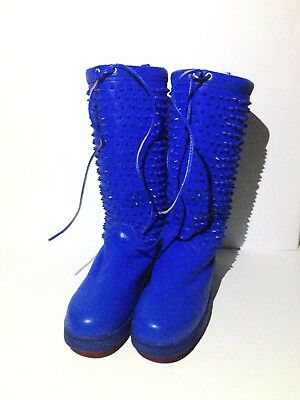 Christian Louboutin Surlapony Boots