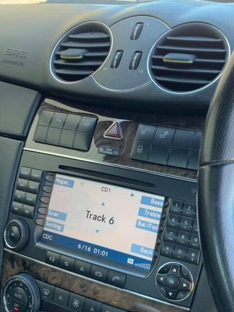 2006 Mercedes-Benz CLK350 AVANTGARDE Automatic Coupe ...
