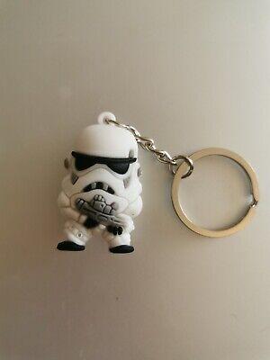 Mini storm trooper Keyring star wars